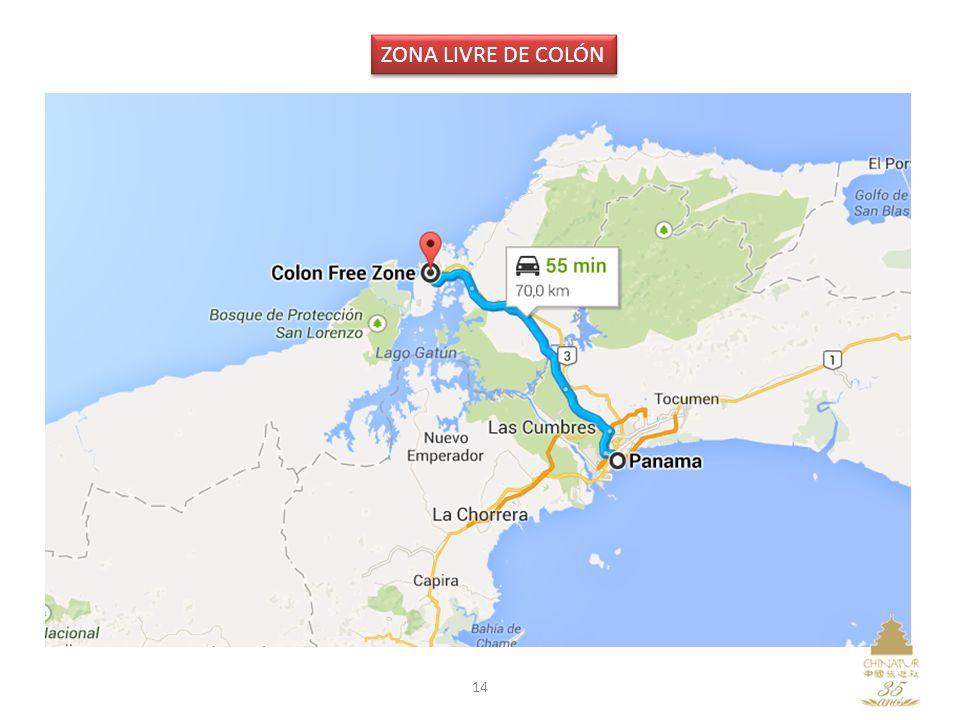 ZONA LIVRE DE COLÓN 14