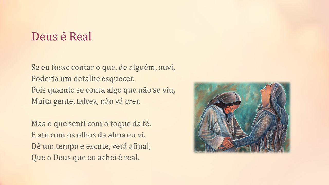 Deus é Real