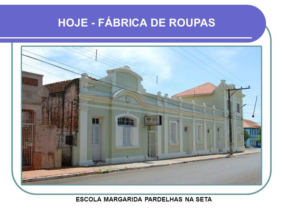 HOJE - FÁBRICA DE ROUPAS