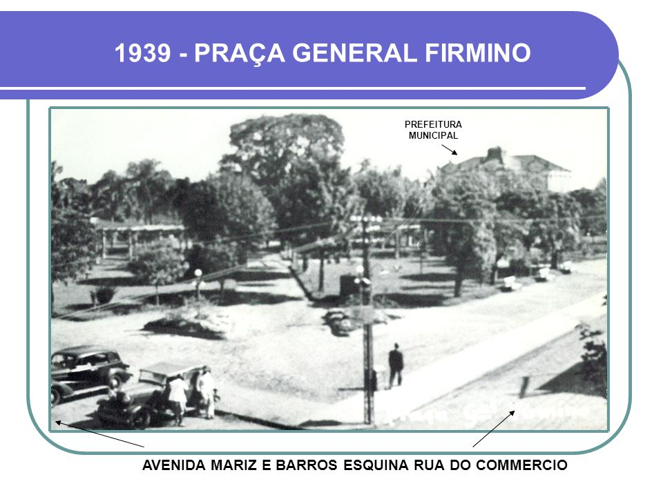 AVENIDA MARIZ E BARROS ESQUINA RUA DO COMMERCIO