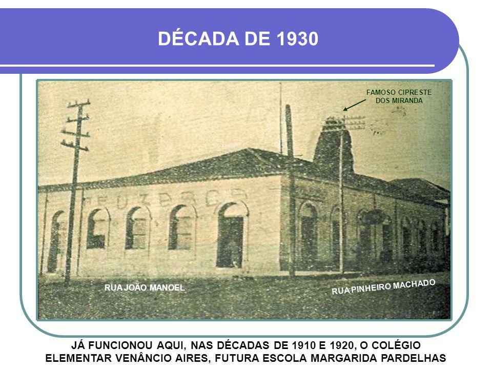 FAMOSO CIPRESTE DOS MIRANDA