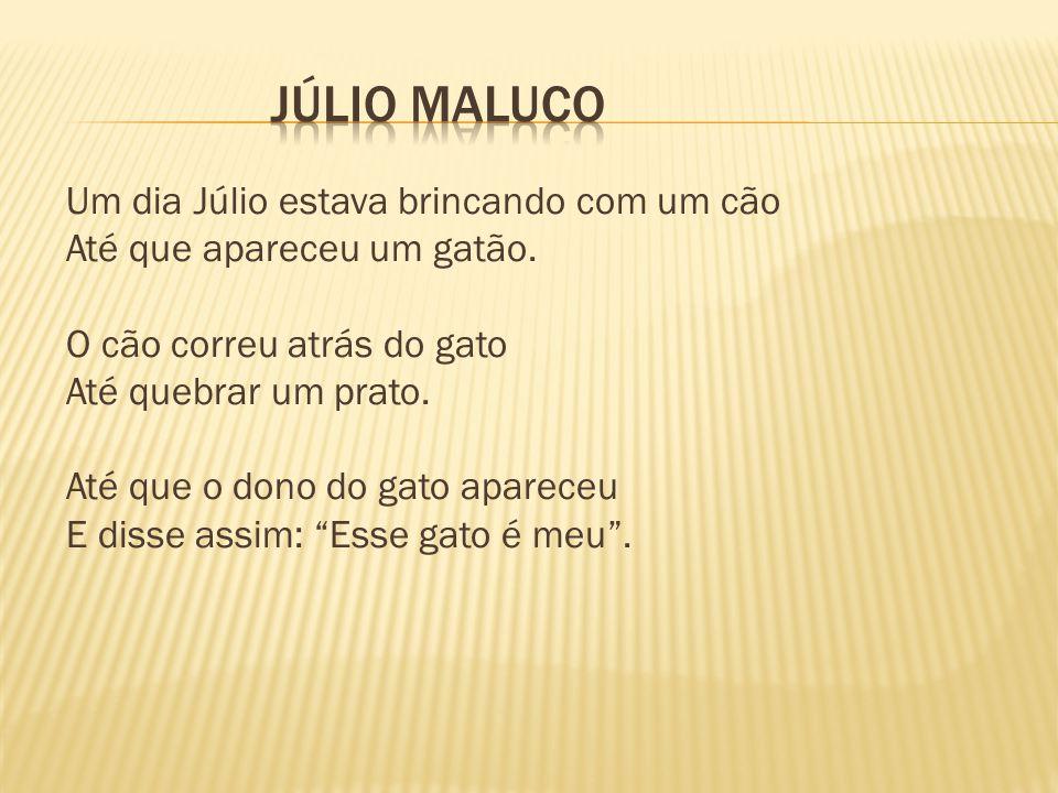 JÚLIO MALUCO