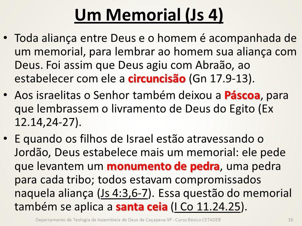 Um Memorial (Js 4)