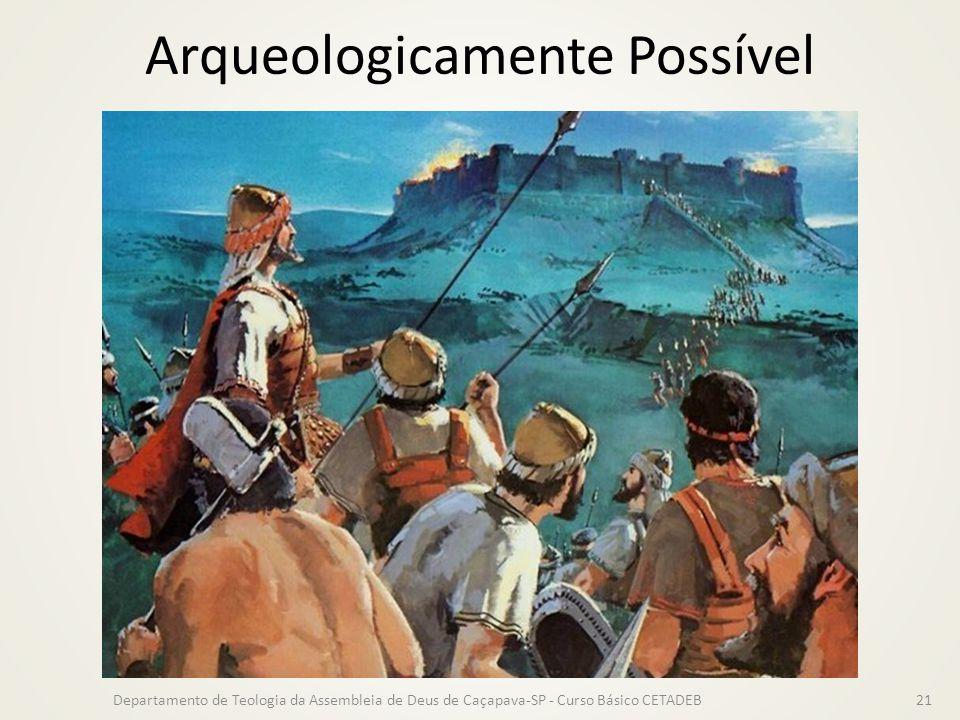Arqueologicamente Possível