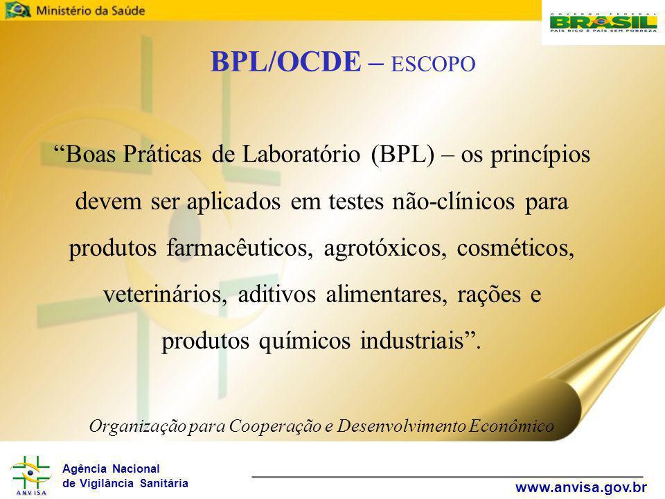 BPL/OCDE – ESCOPO