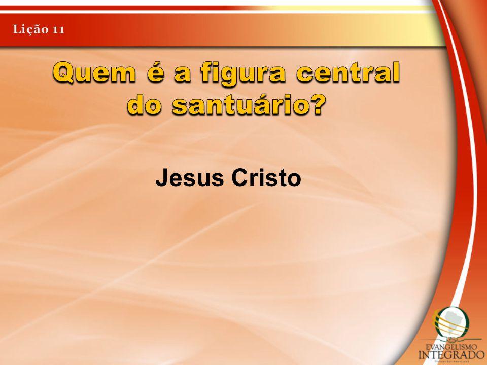 Quem é a figura central do santuário