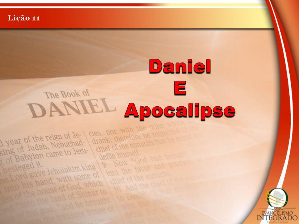 Lição 11 Daniel E Apocalipse