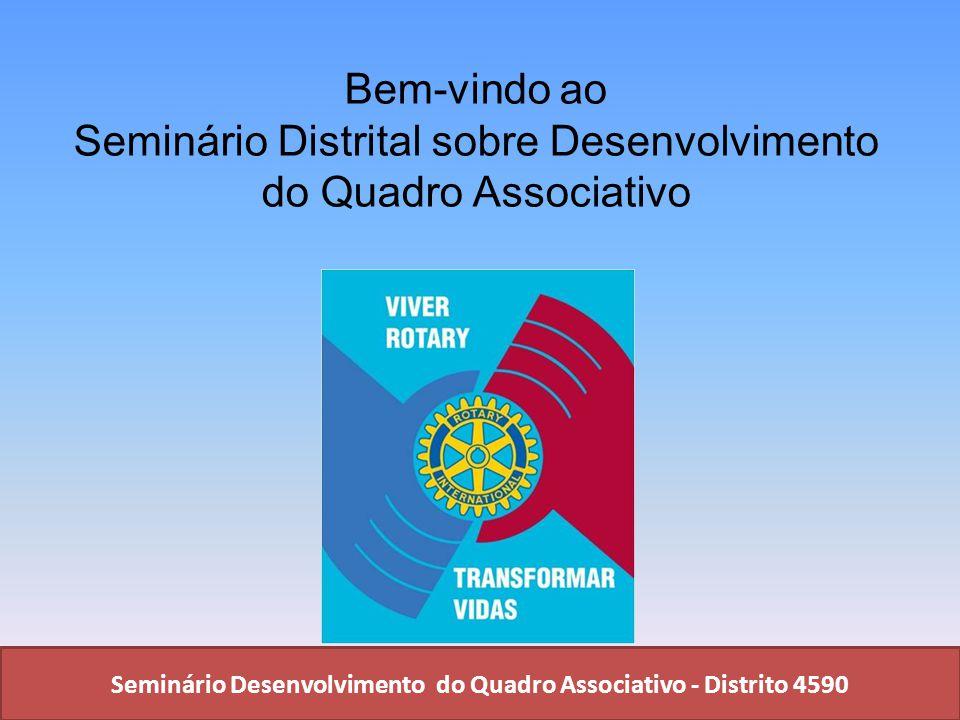 Seminário Distrital sobre Desenvolvimento do Quadro Associativo