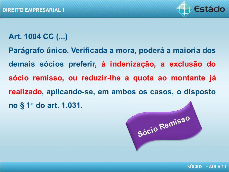 Art. 1004 CC (...)