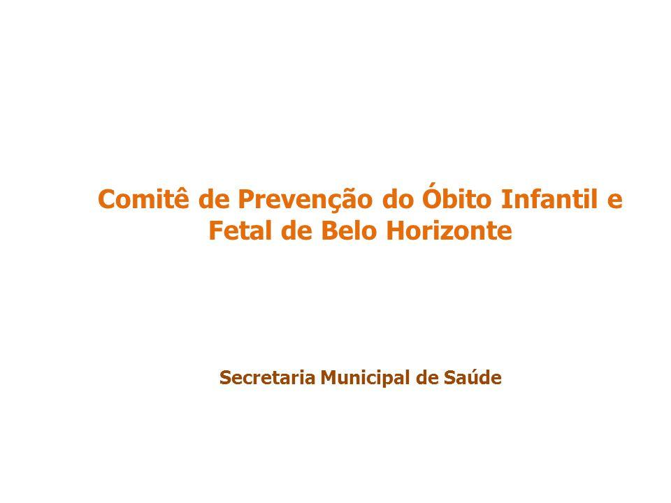 Comitê de Prevenção do Óbito Infantil e Fetal de Belo Horizonte