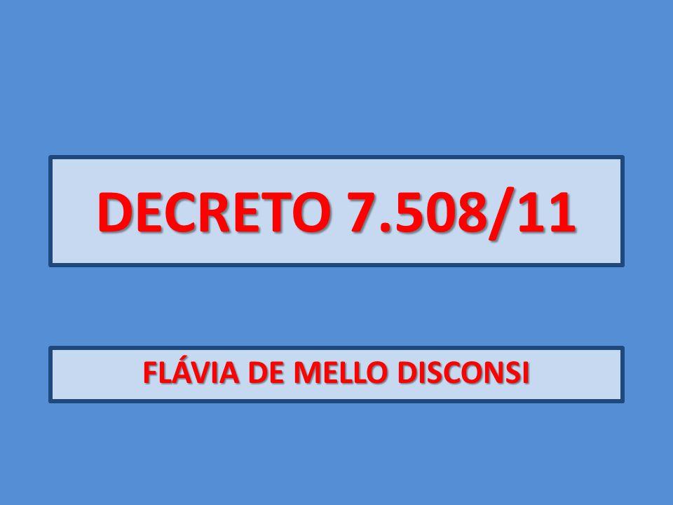 FLÁVIA DE MELLO DISCONSI