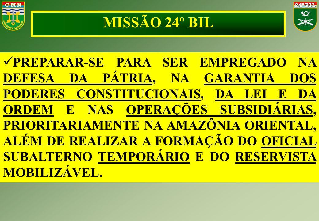 MISSÃO 24º BIL