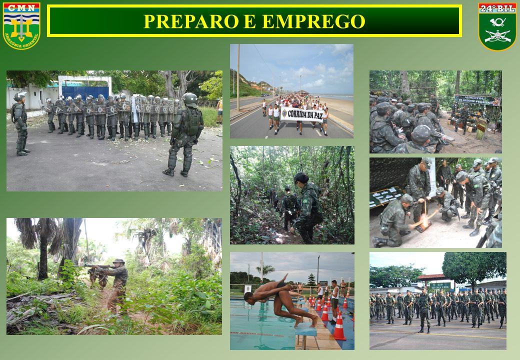 PREPARO E EMPREGO 25 25