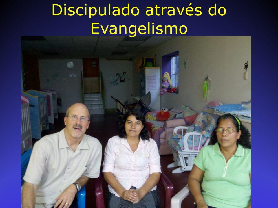 Discipulado através do Evangelismo