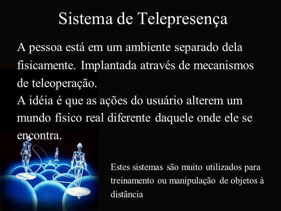 Sistema de Telepresença