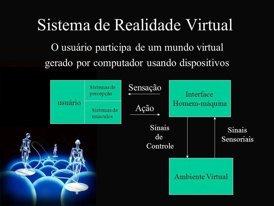 Sistema de Realidade Virtual