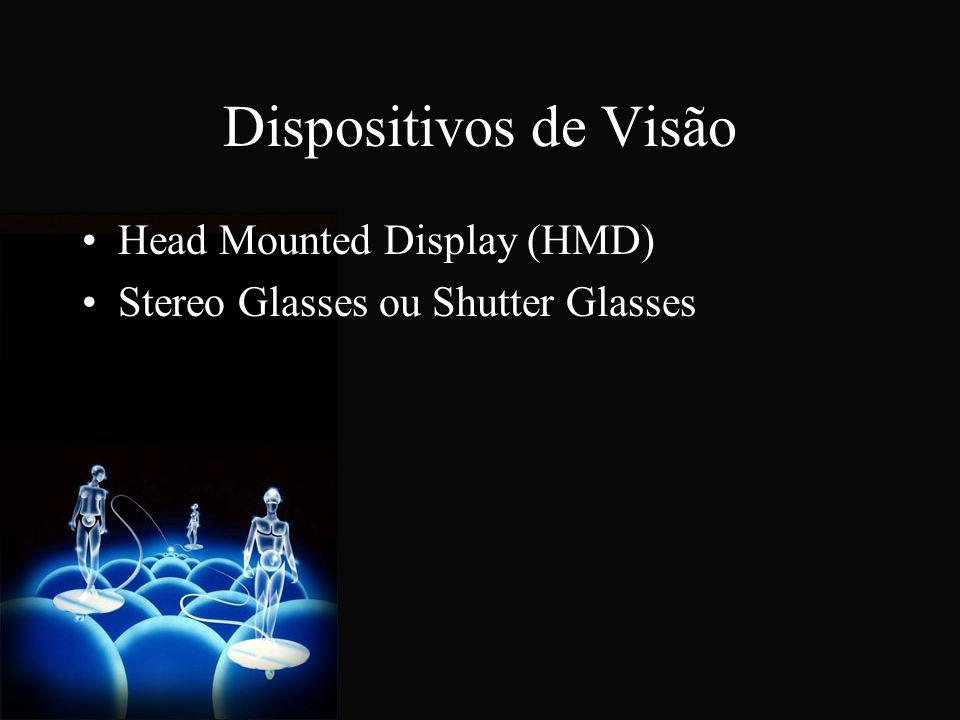 Dispositivos de Visão Head Mounted Display (HMD)