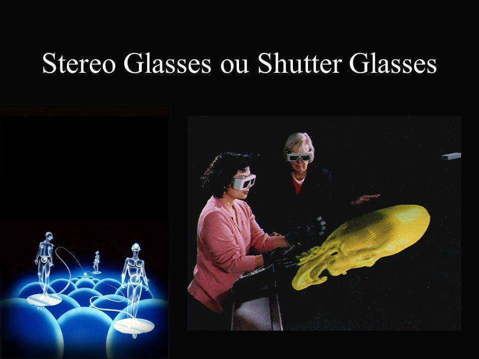 Stereo Glasses ou Shutter Glasses