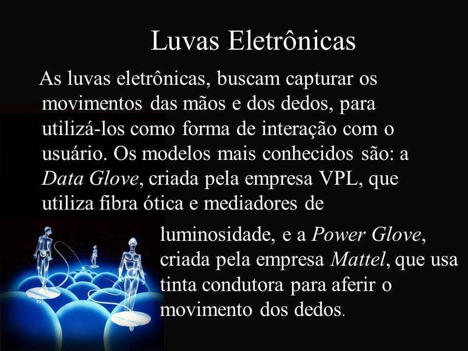 Luvas Eletrônicas