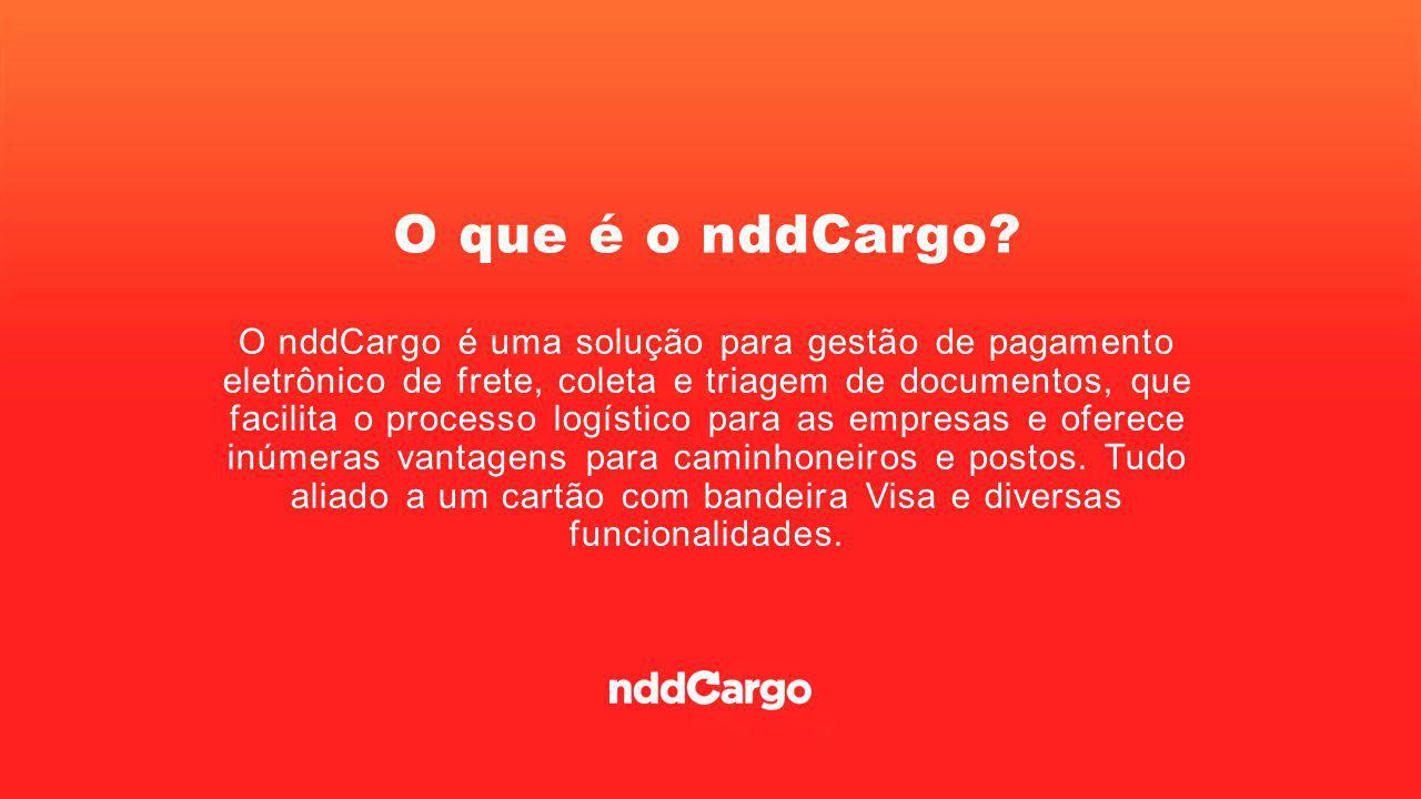 O que é o nddCargo