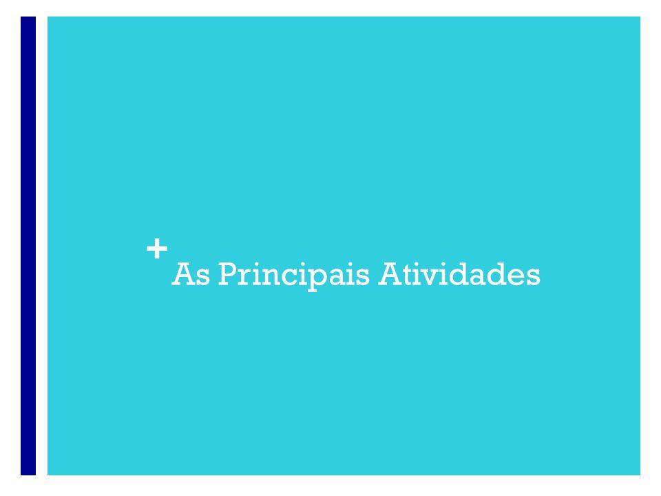 As Principais Atividades