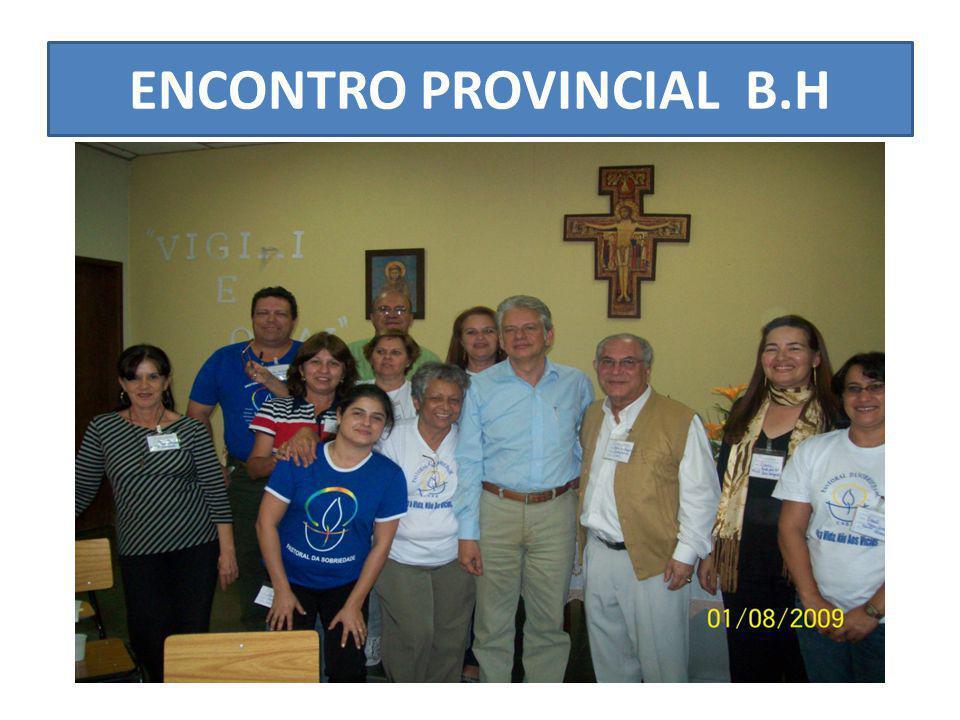 ENCONTRO PROVINCIAL B.H