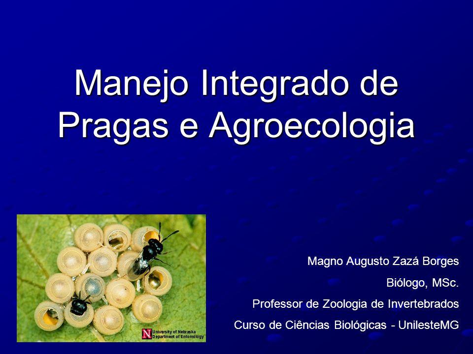 Manejo Integrado de Pragas e Agroecologia