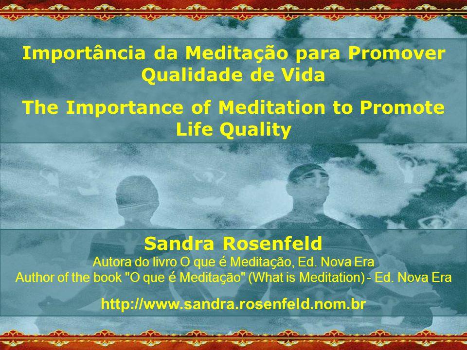 Importância da Meditação para Promover Qualidade de Vida