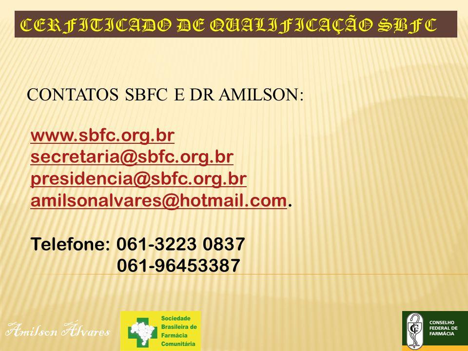 CERFITICADO DE QUALIFICAÇÃO SBFC