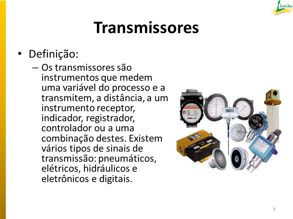 Transmissores Definição: