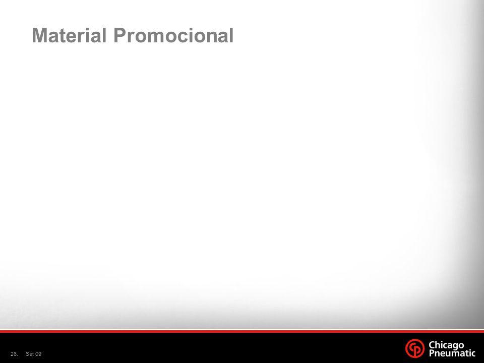 Material Promocional Set 09'
