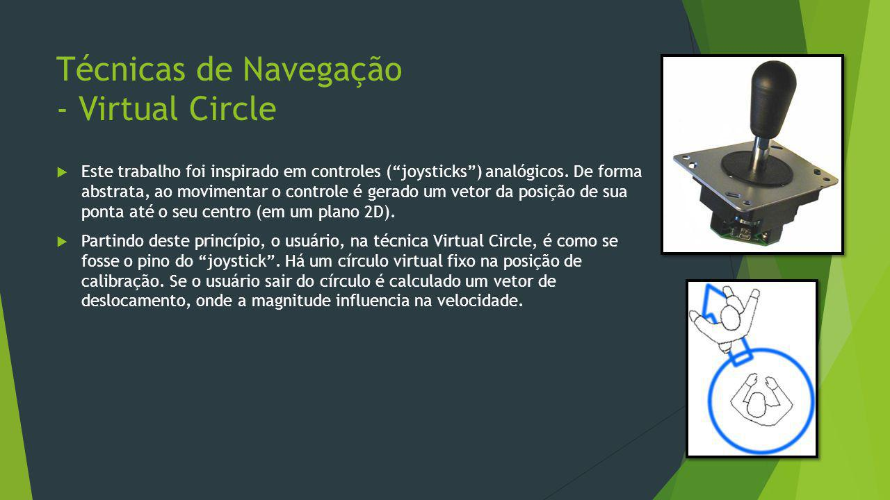 Técnicas de Navegação - Virtual Circle