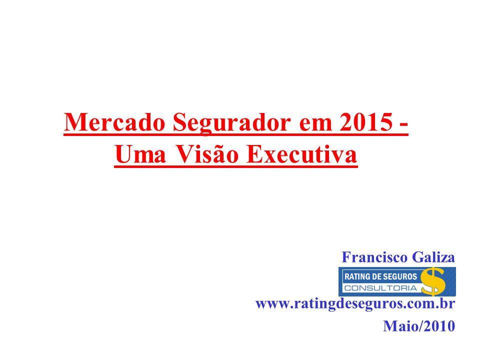 Mercado Segurador em 2015 - Uma Visão Executiva