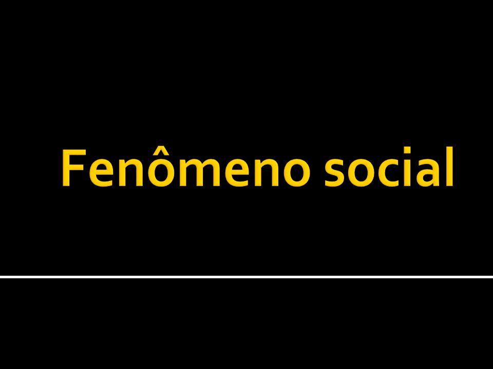 Fenômeno social