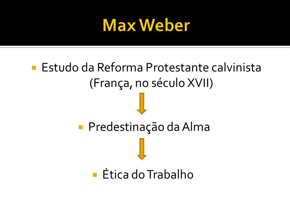 Estudo da Reforma Protestante calvinista (França, no século XVII)