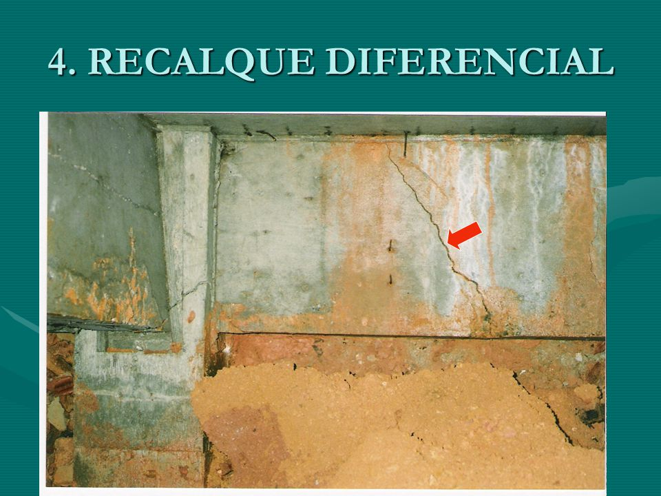 4. RECALQUE DIFERENCIAL