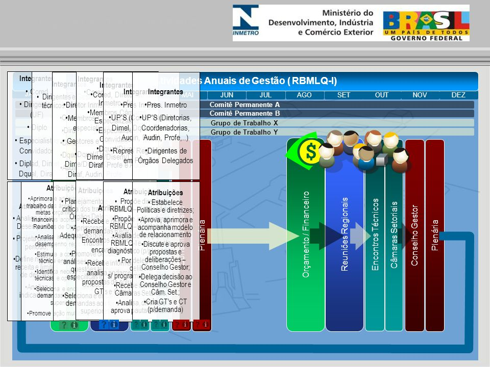Cronograma de Gestão da RBMLQ-I