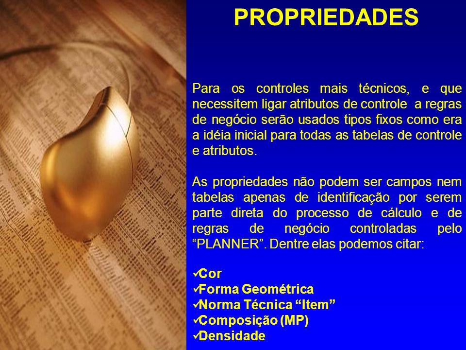 PROPRIEDADES