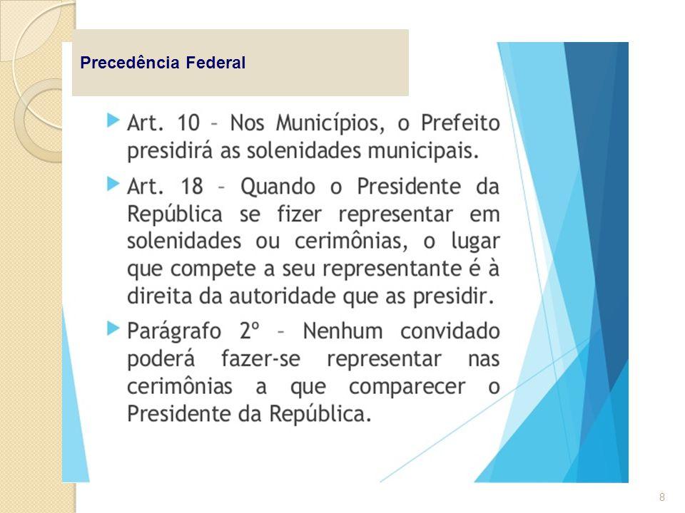 Precedência Federal