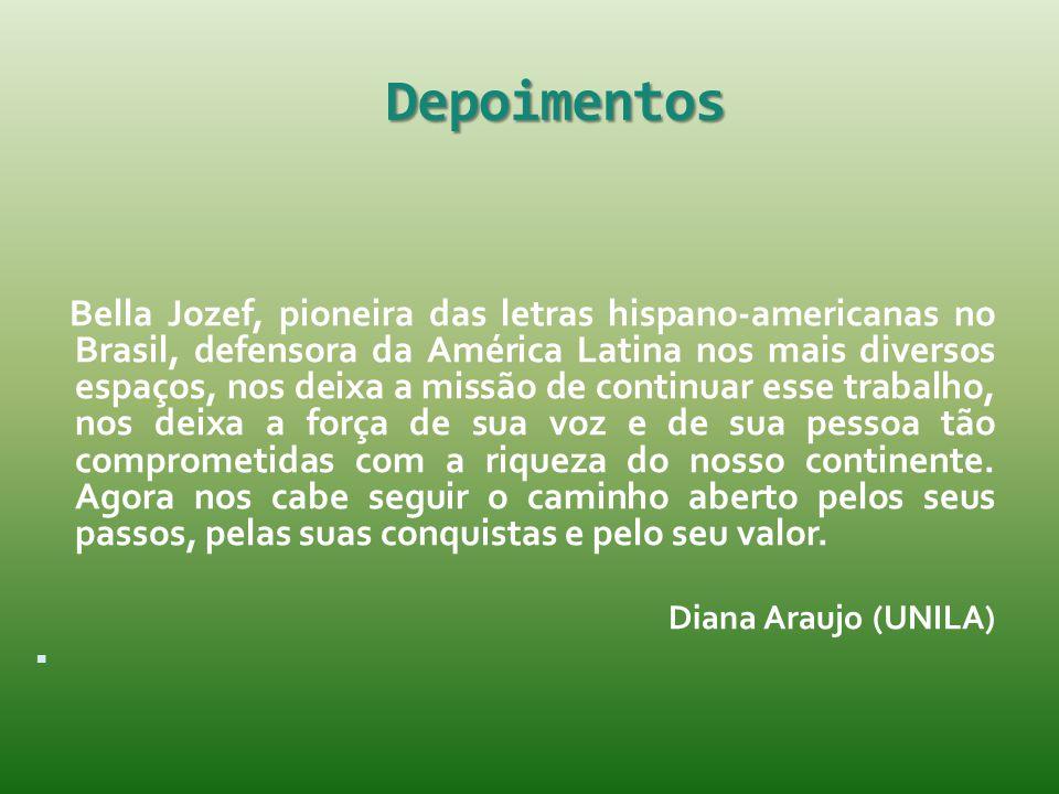 Depoimentos Diana Araujo (UNILA)