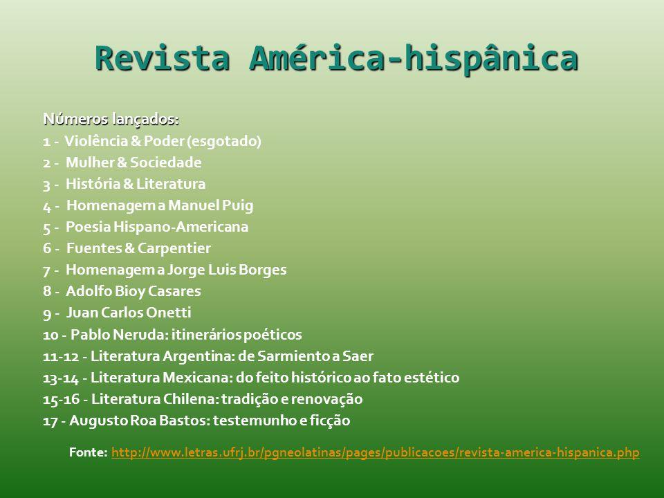 Revista América-hispânica