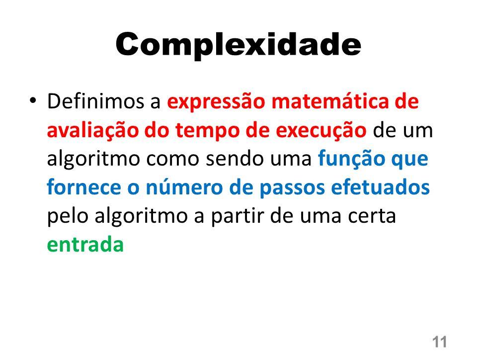 Complexidade