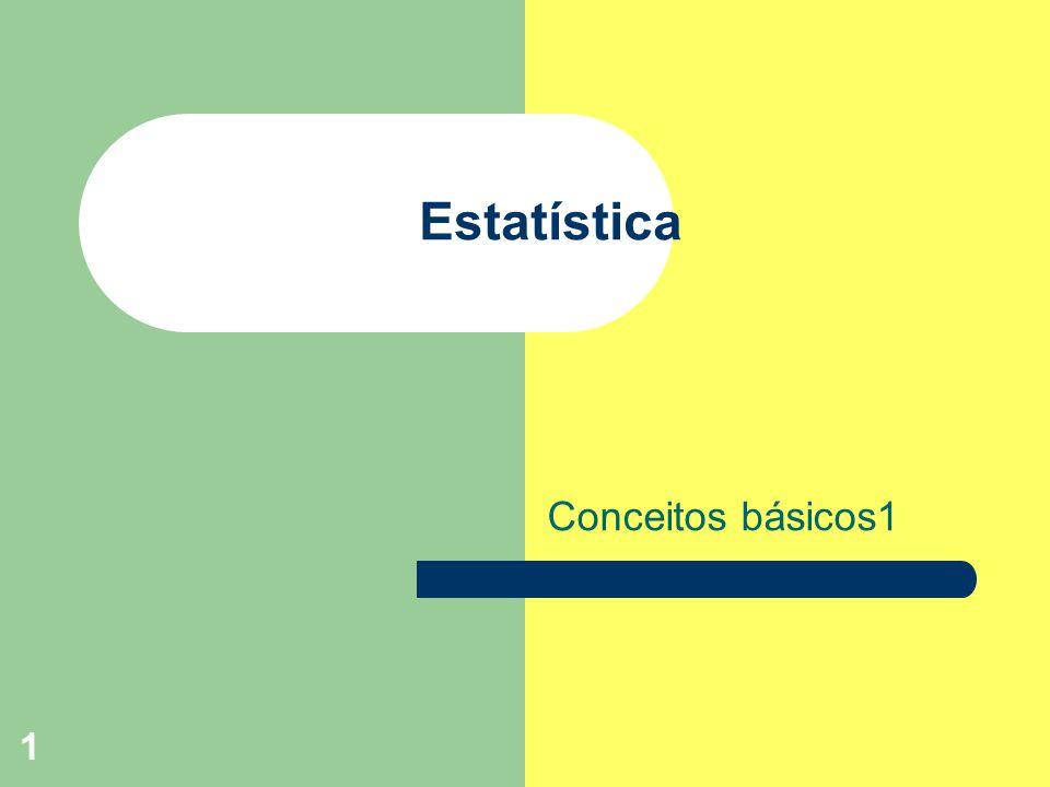 Estatística Conceitos básicos1