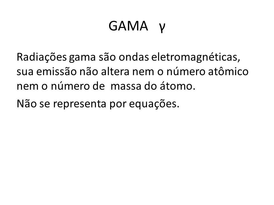GAMA γ