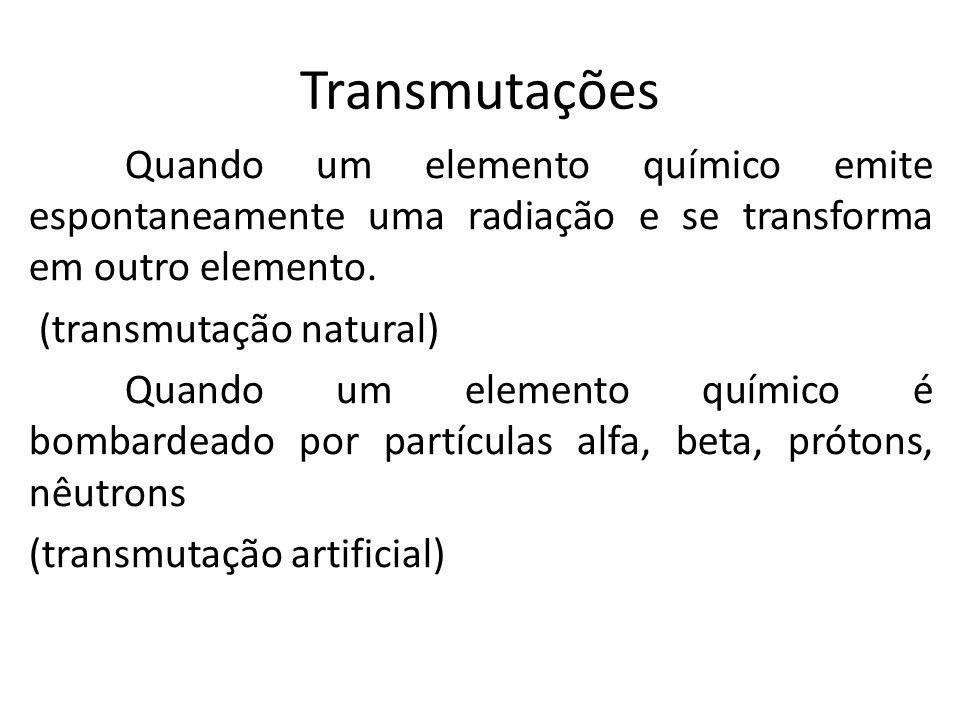 Transmutações