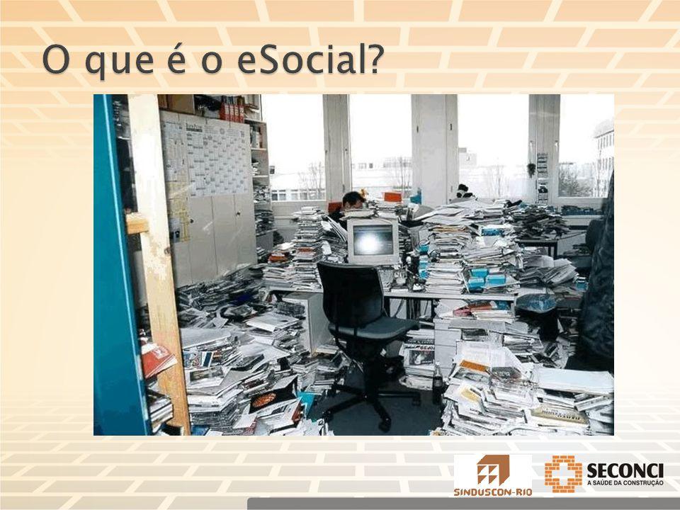 O que é o eSocial