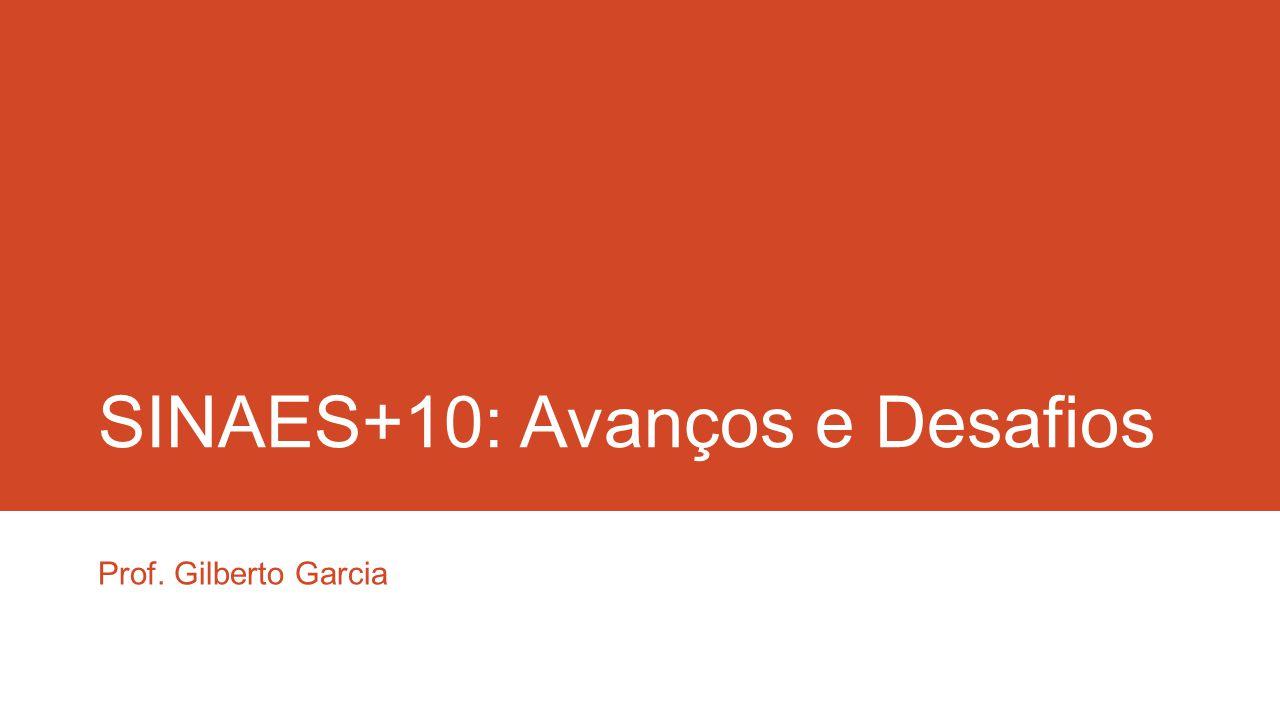 SINAES+10: Avanços e Desafios