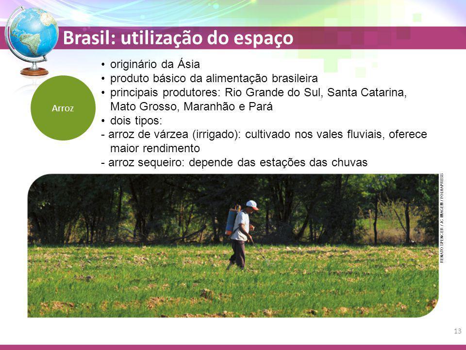 produto básico da alimentação brasileira
