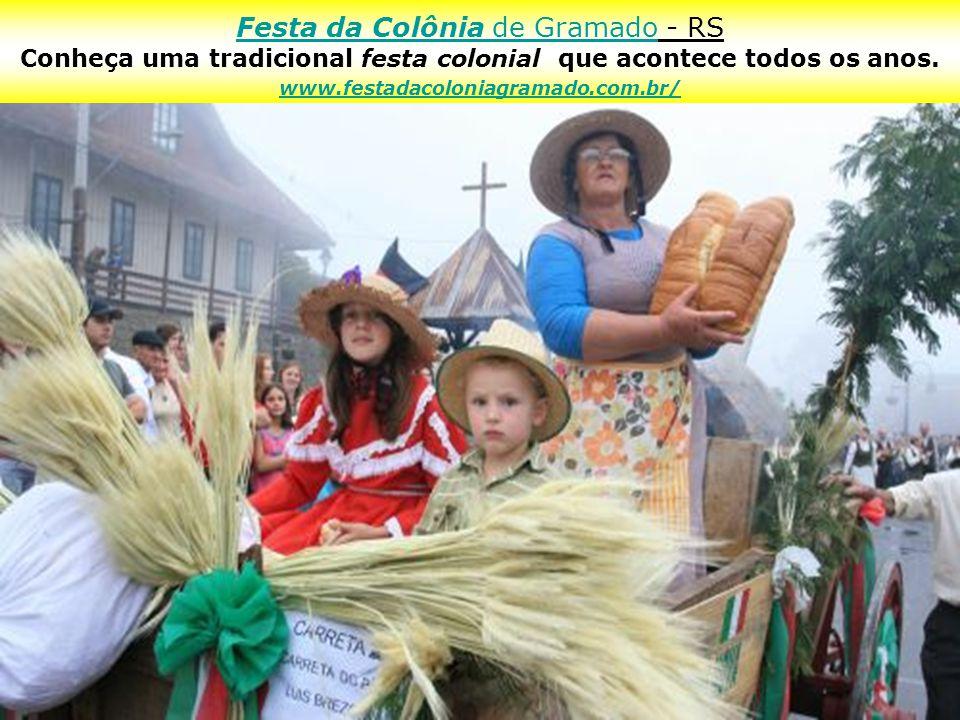 Festa da Colônia de Gramado - RS Conheça uma tradicional festa colonial que acontece todos os anos.