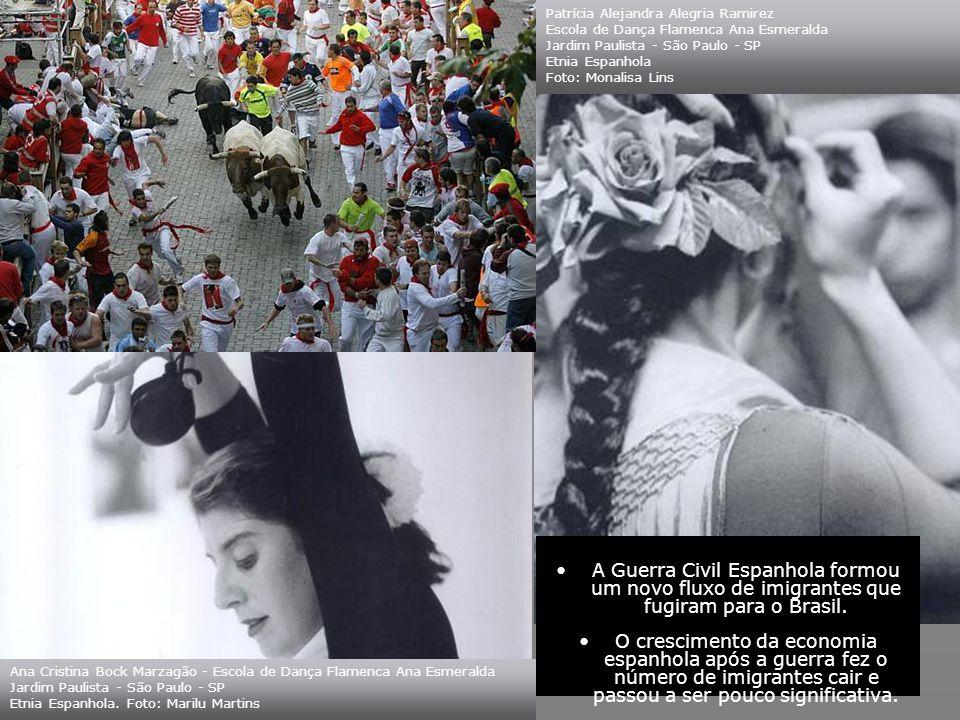 Imigração espanhola no Brasil